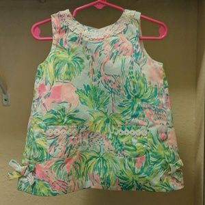 Lilly Pulitzer Baby shift dress